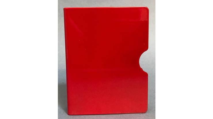 Card Guard Red by Bazar de Magia