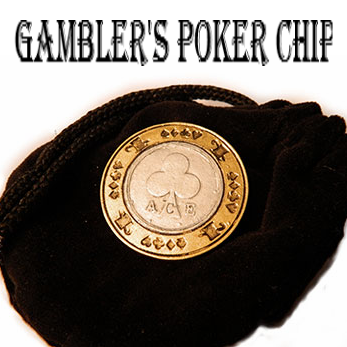 Gamblers Pokerchip