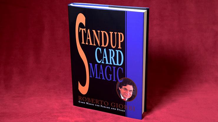 Stand-up Card Magic by Roberto Giobbi