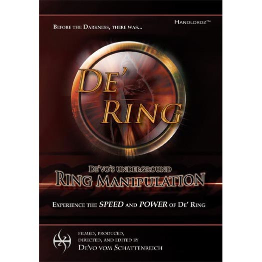 De'Ring  by De'vo (DVD)