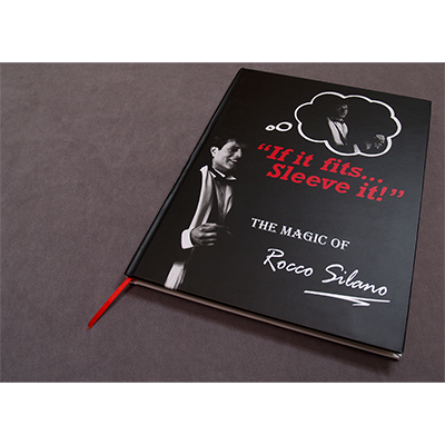 If It Fits Sleeve It (limited Hand Signed) by Rocco Silano - Book