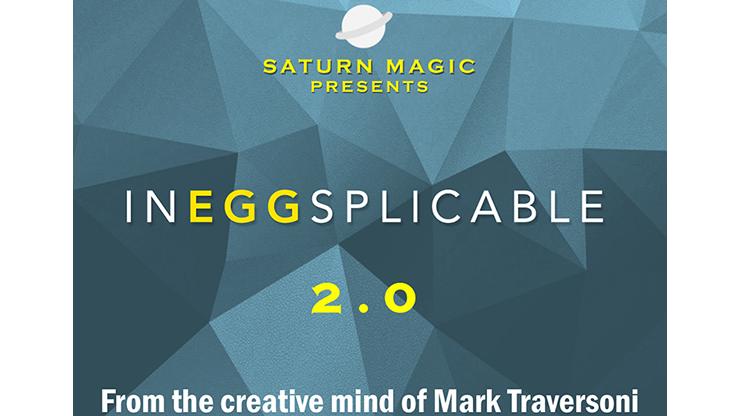 InEGGsplicable 2.0 (White) by Mark Traversoni