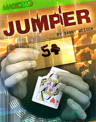 Jumper Red (Gimmick and Online Instructions) by Danny Weiser