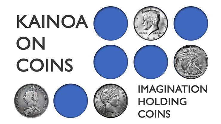 Kainoa On Coins: Imagination Holding Coins