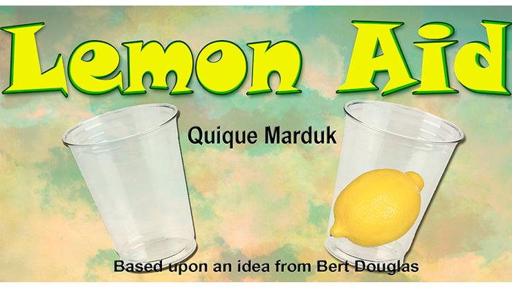 Lemon Aid by Quique Marduk