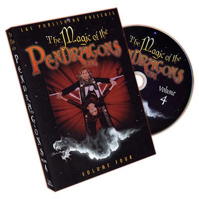 Magic of the Pendragons Vol 4 (DVD)