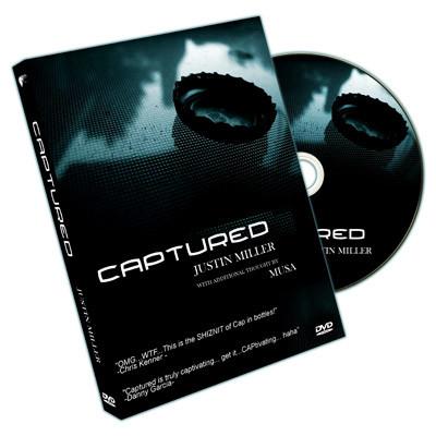 Captured by Justin Miller (DVD)