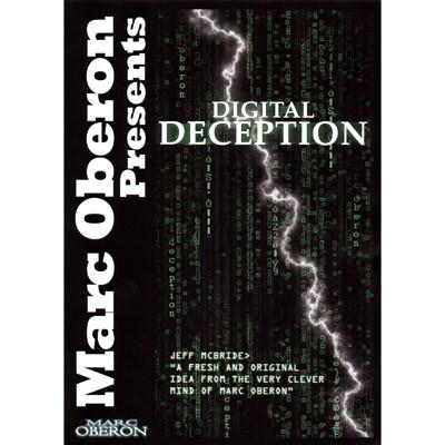 Digital Deception by Marc Oberon