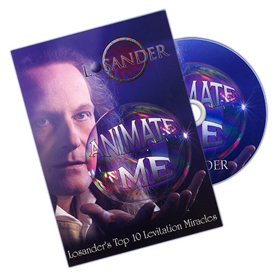 Animate Me by Losander DVD