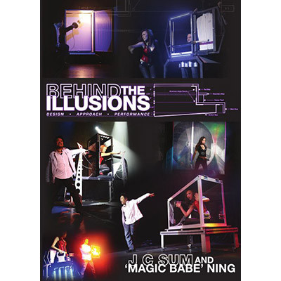 Behind the Illusions (DVD) by JC Sum