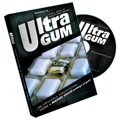 Ultra Gum by Richard Sanders – DVD