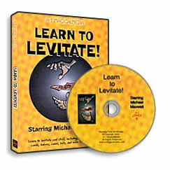 Learn to Levitate with Michael Maxwell (DVD)