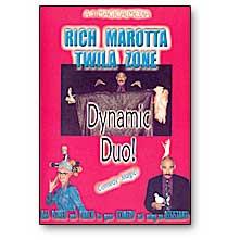 Dynamic Duo with Rich Marotta and Twila Zone (DVD)