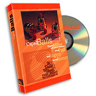 Cups and Balls - Part of the Greater Magic Library (DVD)