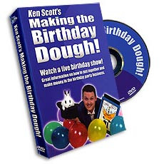 Making the Birthday Dough! by Ken Scott (DVD)
