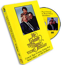 Vol. 35 Comedy Magic  from The Greater Magic Library (DVD)