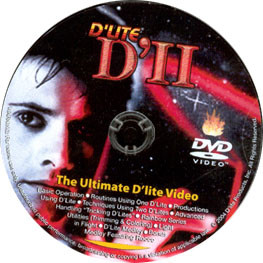 D'Lite  (DVD) - Daumen leuchtend