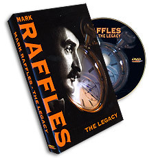 Mark Raffles - The Legacy by  Mark Raffles (DVD)