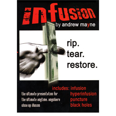 Infusion Andrew Mayne  (DVD)