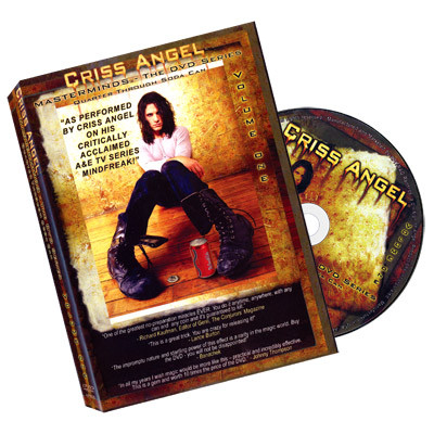 Masterminds Volume One DVD - Criss Angel