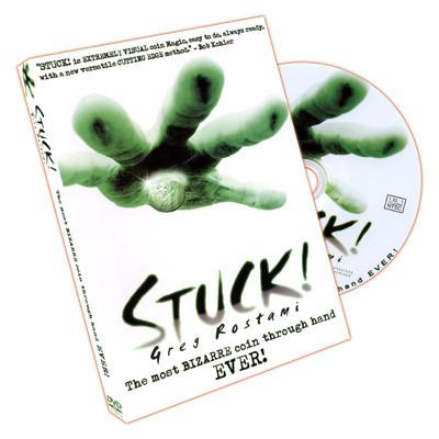Stuck by Greg Rostami (DVD)