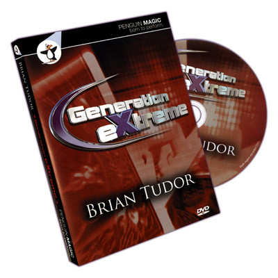 Generation Extreme by Brian Tudor (DVD)
