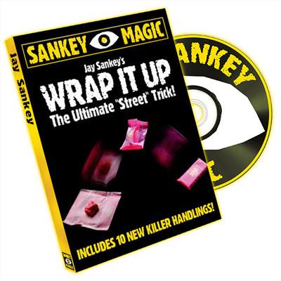 Wrap It Up by Jay Sankey (DVD)