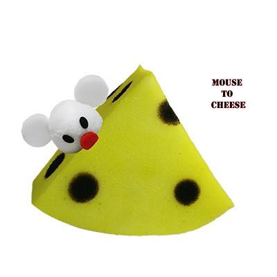 Maus zu Käse