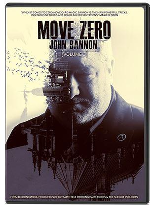 Move Zero (Vol 3) by John Bannon and Big Blind Media