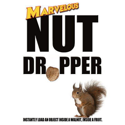 Nut Dropper (DVD & Gimmicks) by Matthew Wright