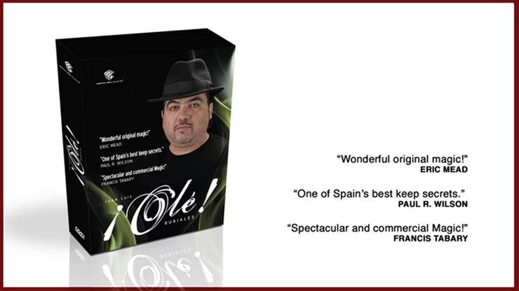 OLÉ (4 DVD Set) by Juan Luis Rubiales and Luis De Matos