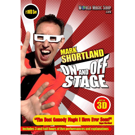 On and Off Stage by Mark Shortland