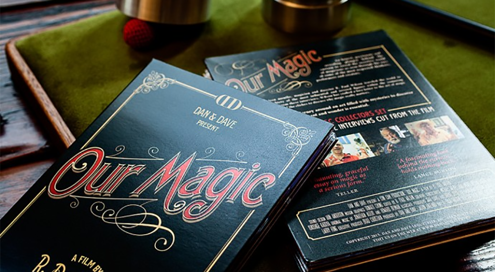 Our Magic, Special Ed. (2 DVD Set) by Dan and Dave