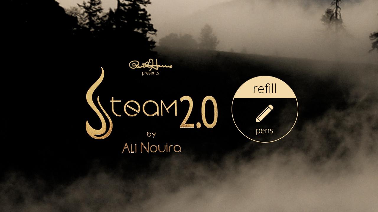Paul Harris Presents Steam 2.0 Refill Pen (2 pk.) by Paul Harris