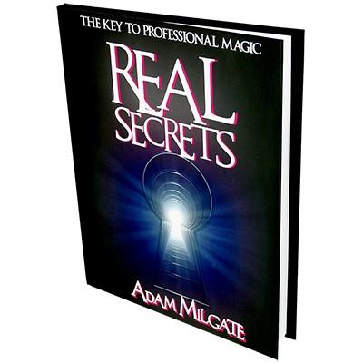 Real Secrets by Adam Milgate