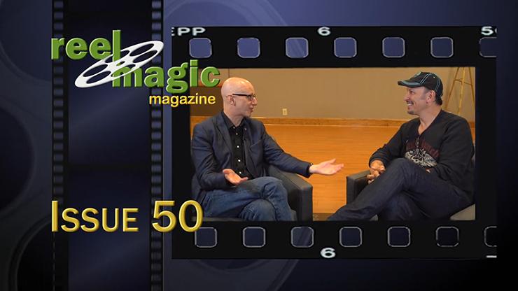 Reel Magic Episode 50 (Steve Valentine)