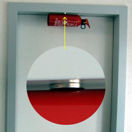 Scheibenmagnet 35 mm (Durchm.), 5 mm (Dicke)