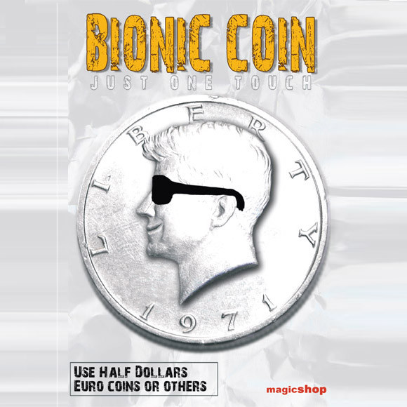 Bionic Coin  (DVD)