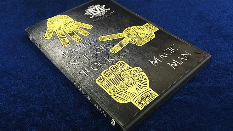 Paper Scissors Rock by Magic Man