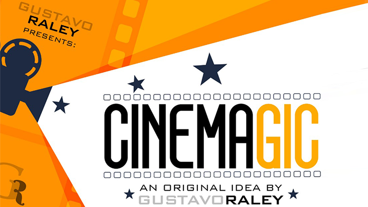 CINEMAGIC SUPERMAN (Gimmicks and Online Instructions) by Gustavo Raley