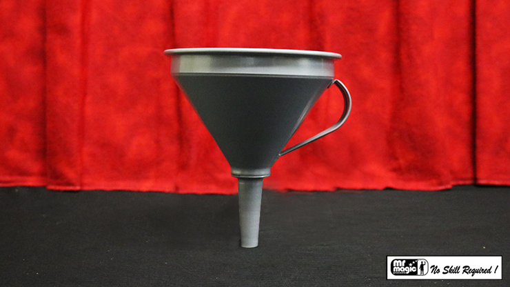 Comedy Funnel (Aluminum) by Mr. Magic