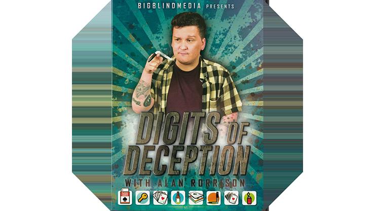 Image result for Alan Rorrison - Digits of deception