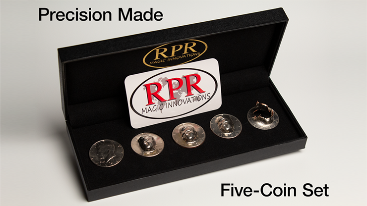 3D Kennedy Collection (Gimmicks and Online Instructions) by RPR Magic Innovations