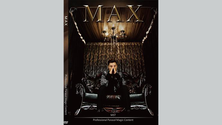 MAX by Max & MST Magic  - DVD