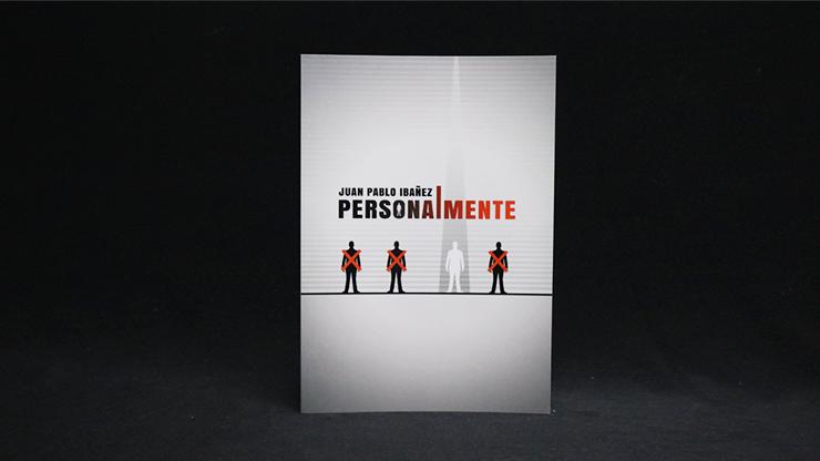PERSONALMENTE by Juan Pablo Ibañez - Book (in spanischer Sprache)