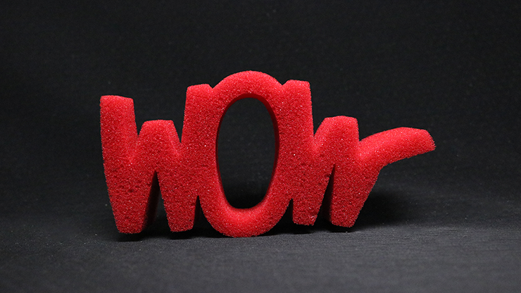 Sponge WOW (Red) by Goshman