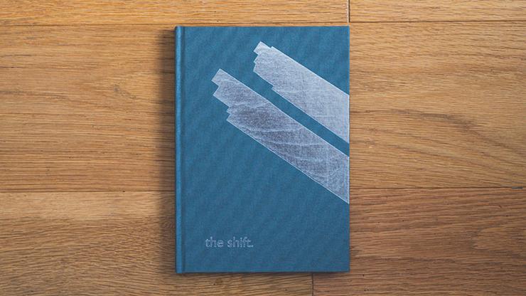 Studio52 presents The Shift Vol 2 by Ben Earl - Book