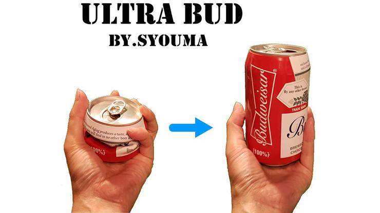 ULTRA BUD by SYOUMA / Budweiser Version