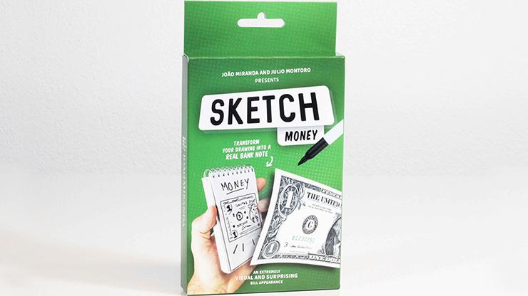 SKETCH MONEY by João Miranda and Julio Montoro