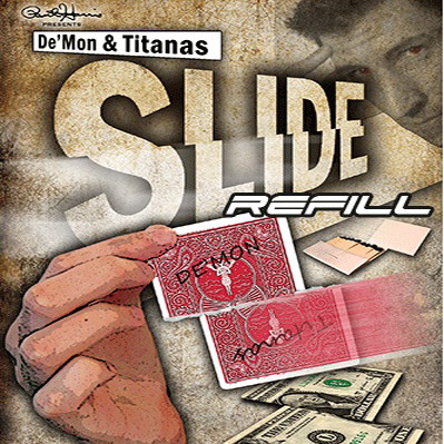 SlideCard Refill (12 Mismade Kings)